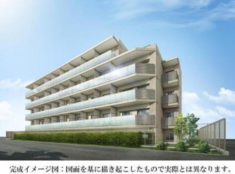 パークハビオ笹塚 建物画像1