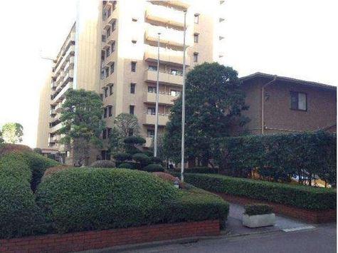 多摩川ハイム1号棟 建物画像1