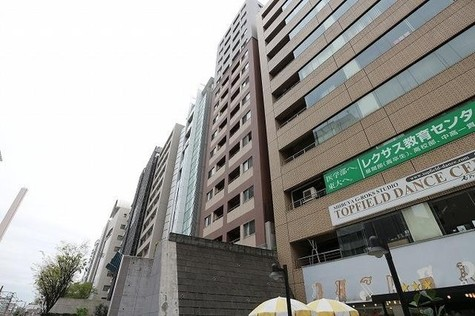 パレステュディオ渋谷StationFro 建物画像1