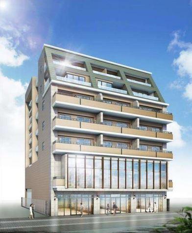 ラ・セルコート元町 建物画像1