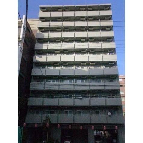 グレース東神田 建物画像1