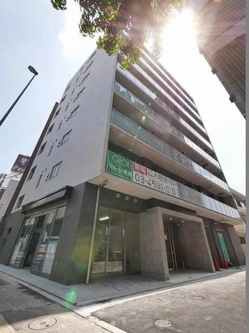 渋谷区笹塚1丁目新築貸マンション 201505 建物画像1