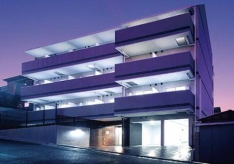 ラ・シード馬込レフィナード 建物画像1