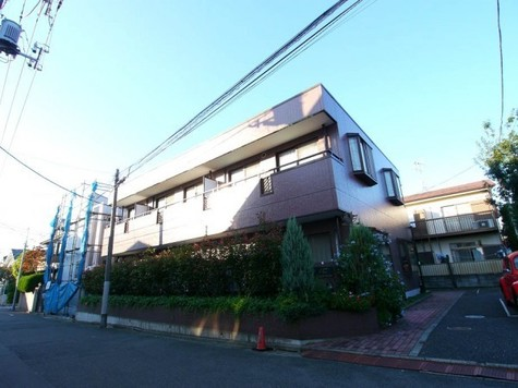 IC尾山台 Building Image1