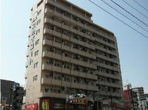 スカイコート日ノ出町(スカイコート横浜日ノ出町) 建物画像1