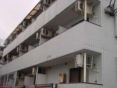 スカイコート日吉 建物画像1