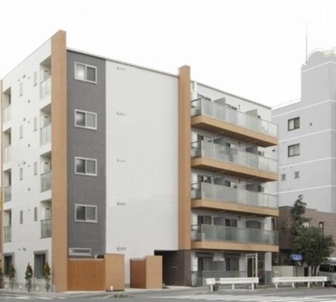 b'CASA Nakase(ビーカーサ中瀬) 建物画像1