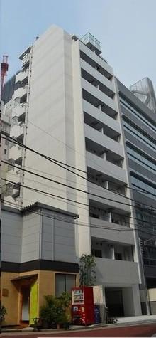 クレイシア新宿御苑前 建物画像1