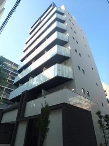 クレイシア新宿パークコンフォート 建物画像1