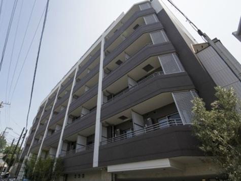 ザ・パークハビオ横浜山手 建物画像1