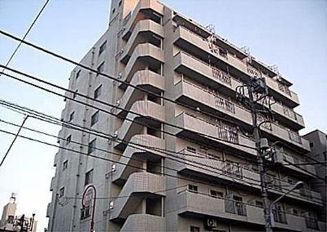 グリーンフォレスト蔵前(旧ニューハイツ三筋) 建物画像1
