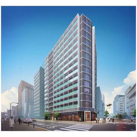 コンフォリア蒲田 建物画像1