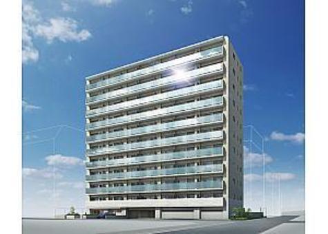 プレシエ横浜石川町 建物画像1