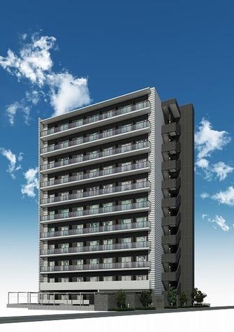 ラフィスタ川崎Ⅱ 建物画像1