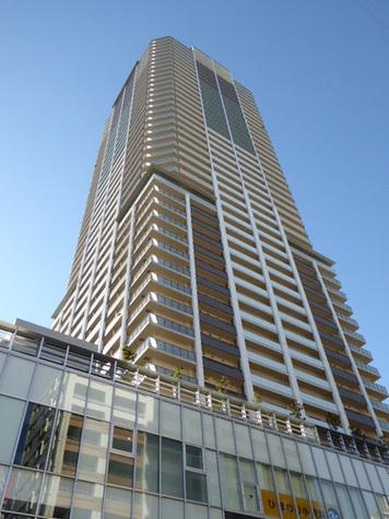 プラウドタワー武蔵小杉 建物画像1