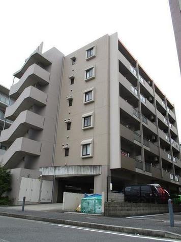 アルビオ北新横浜 建物画像1