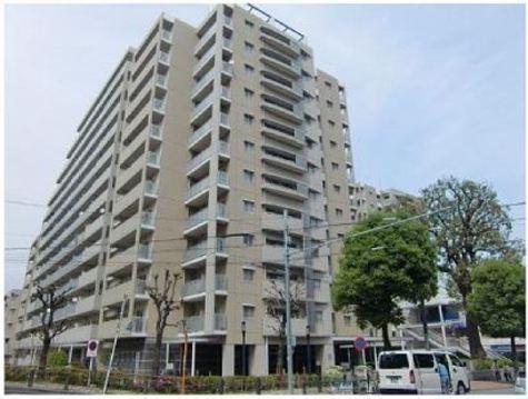 シティコート目黒 建物画像1