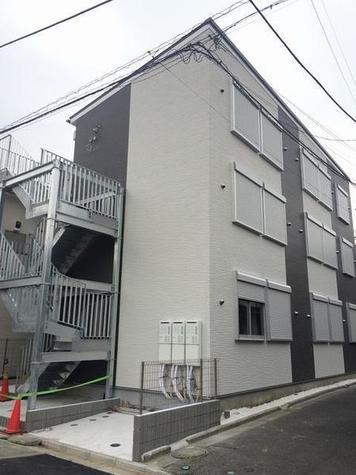レジデンスパーク川崎 建物画像1