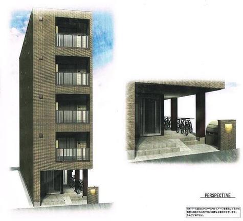 レジデンスアレス 建物画像1