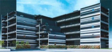 アジールコート品川中延 建物画像1