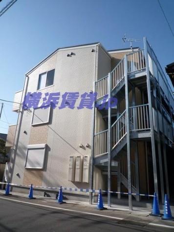 コートドール二俣川 建物画像1