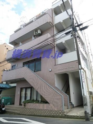 ヴァンハウス杉田 建物画像1