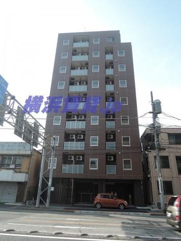 レーヴ横浜蒔田フェルクルール 建物画像1