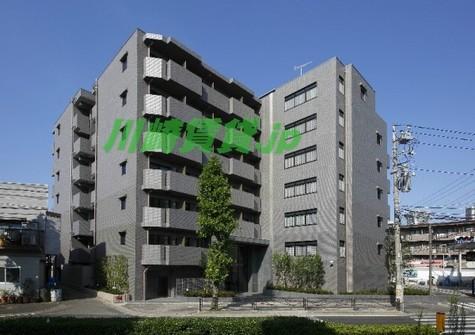 ルーブル川崎中丸子 建物画像1