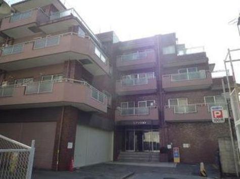 朝日山王マンション 建物画像1