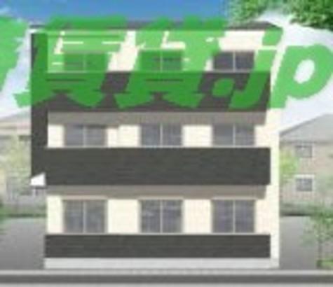 エールドランジュ武蔵小杉 建物画像1