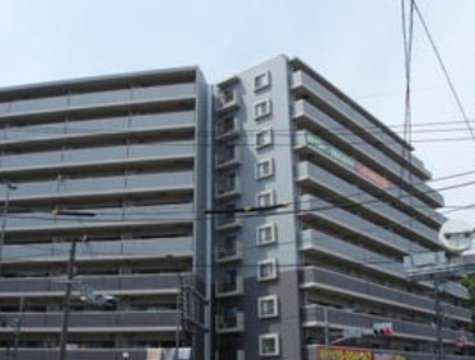 サンクレイドル松戸弐番館 建物画像1