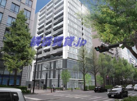 パークアクシス横濱関内スクエア 建物画像1