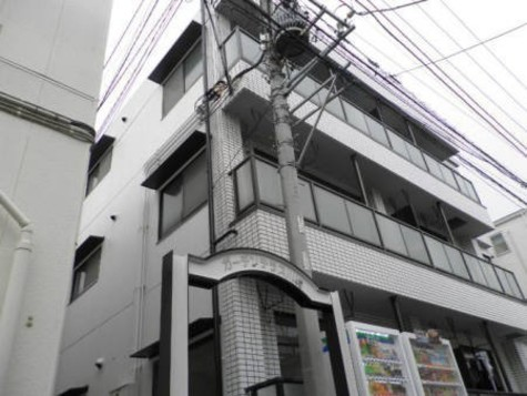 ガーデンテラス川崎 BC 建物画像1
