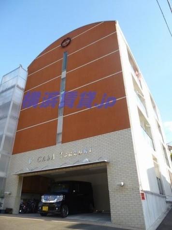 b'CASA Tsuzuki(ビーカーサ都筑) 建物画像1
