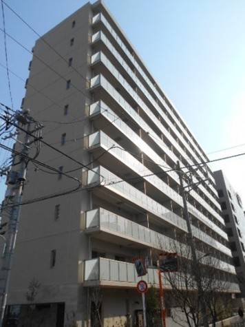 パークハビオ目黒リバーサイド 建物画像1