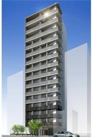 パークリュクス新宿御苑前mono 建物画像1