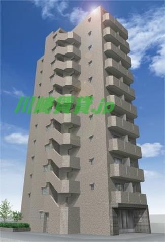 ルーブル新丸子 建物画像1