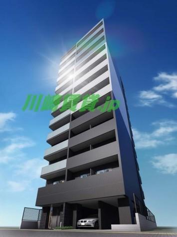 スパシエフェリーチェ川崎 建物画像1