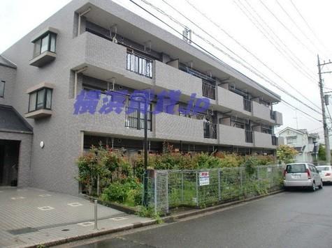 パークサイド長坂 建物画像1