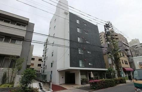 白金台マンション 建物画像1