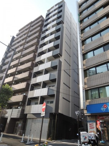 クレイシア三田 建物画像1