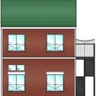 ハーミットクラブハウス赤い扉 建物画像1