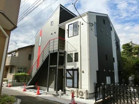 カパルアガーデン横浜反町 建物画像1