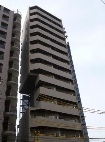 クレイシア品川東大井 建物画像1