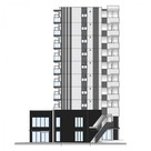 Flat K Hakuraku(フラットケーハクラク) 建物画像1