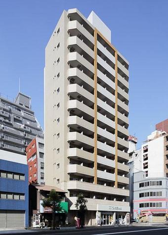 コンフォリア北堀江 建物画像1