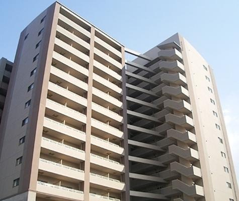 レフィーナカルム江坂 建物画像1