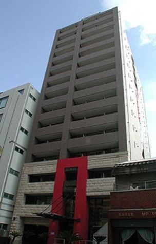 カスタリア堺筋本町 建物画像1
