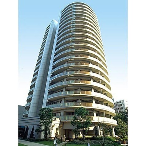 ゲートシティ大崎サウスパークタワー Building Image1