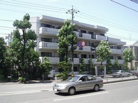 ユーコート大倉山 建物画像1